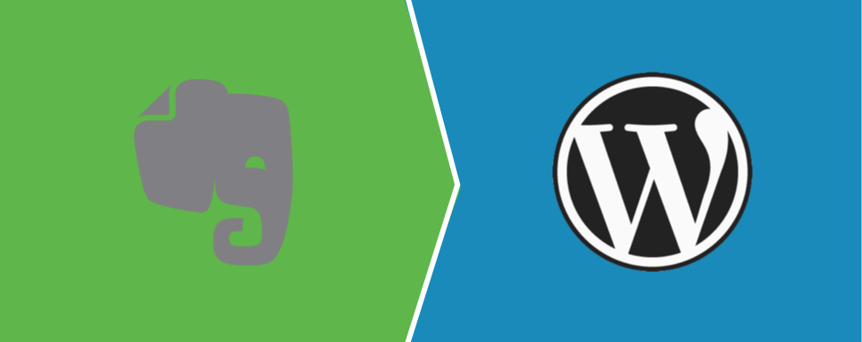 Evernote para WordPress
